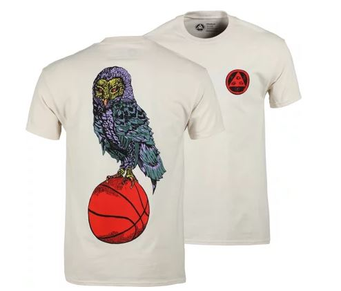 Welcome Hooter Shooter Bone Premium Tee