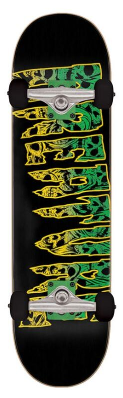 Creature Catacomb 7.8 Skateboard Complete