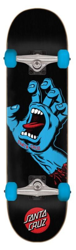 Santa Cruz Screaming Hand 8 Skateboard Complete