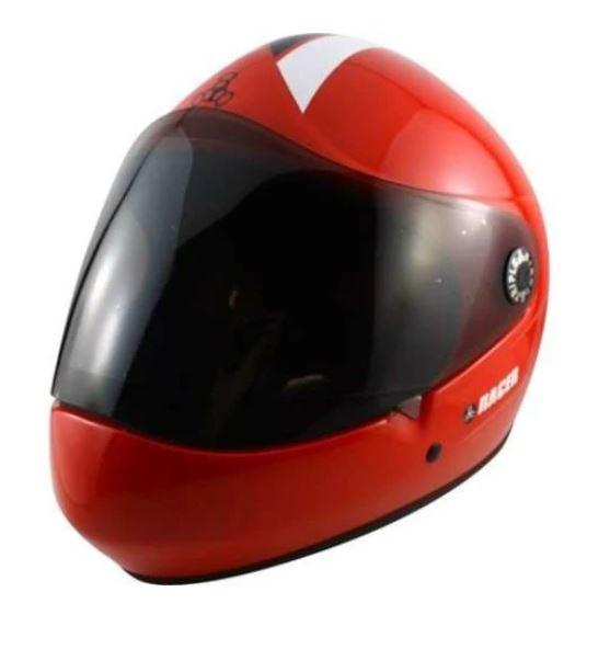 Triple 8 Racer Downhill Helmet - Red