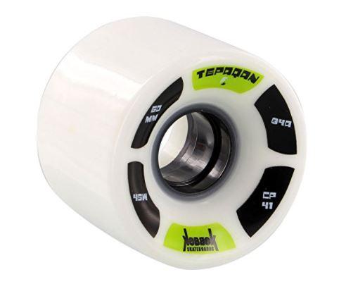 Kebbek Tepaqan White 60mm x 84a Wheels