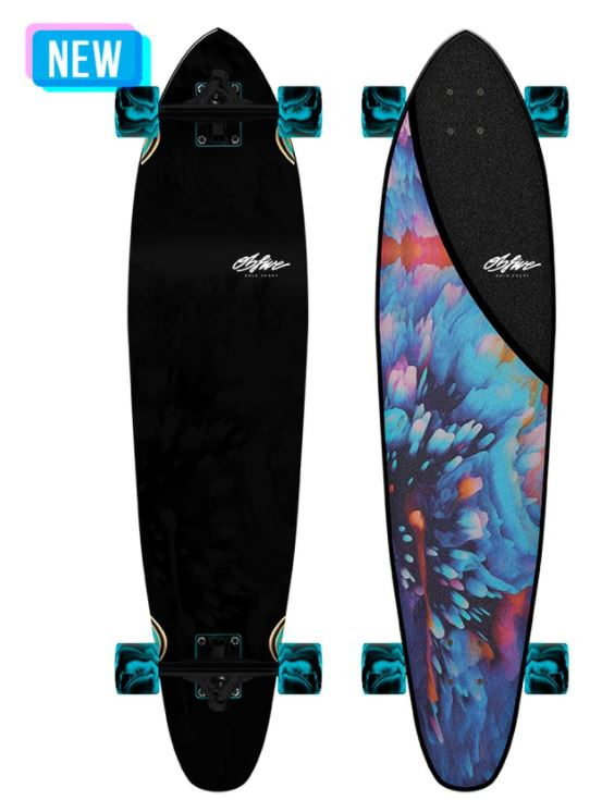 OBfive Resonate 38 Skateboard Longboard