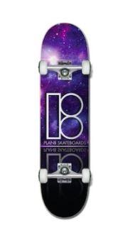 Plan B Galaxy 8 Skateboard Complete