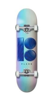 Plan B Hologram 8 Skateboard Complete
