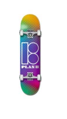 Plan B Mirage 7.5 Skateboard Complete