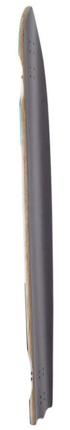 Prism Monolith 34.5 Longboard Skateboard Deck