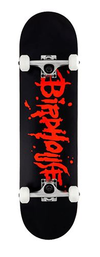 Birdhouse Blood Logo 8 Skateboard Complete