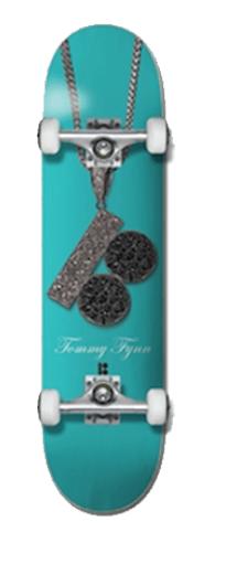 Plan B Tommy Fynn 7.75 Skateboard Complete