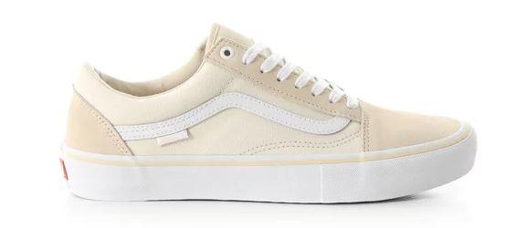 Vans Old Skool Pro Marshmallow/White Shoes