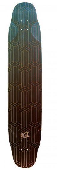 DB Coreflex Dance Floor 47 Longboard Skateboard Deck