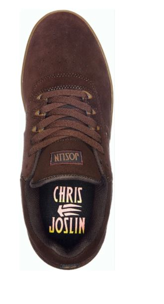 Etnies Joslin x Michelin Brown/Gum Shoes