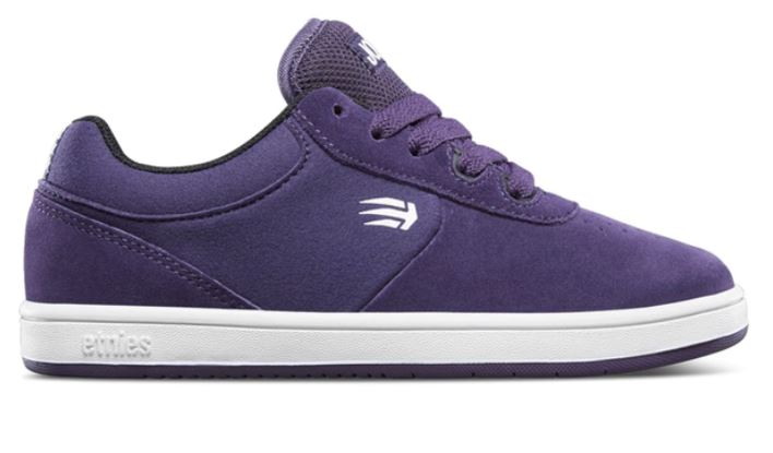 Etnies Joslin x Michelin Purple Shoes