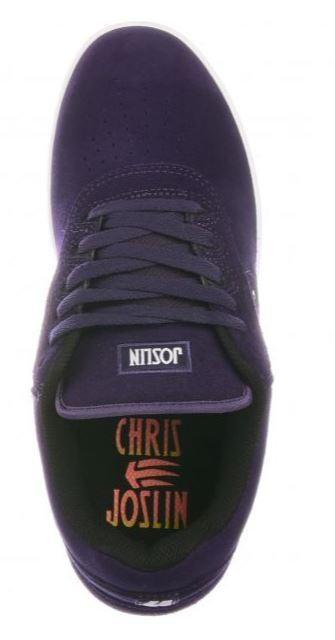 Etnies Joslin x Michelin Purple Shoes