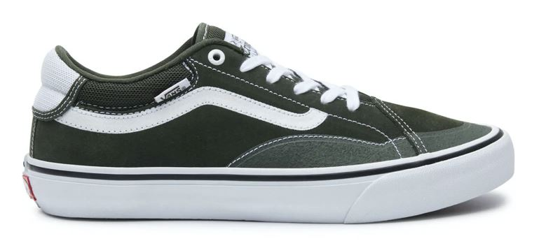 Vans TNT Advanced Prototype Forest/White Shoes
