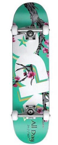 DGK Blossom 7.25 Skateboard Complete