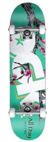 DGK Blossom 8 Skateboard Complete