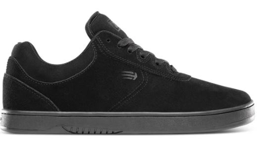 Etnies Joslin Kids Black Shoes
