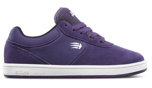 Etnies Joslin Kids Purple Shoes