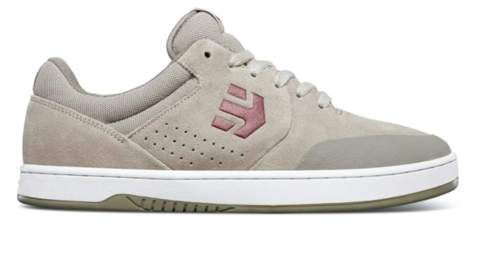 Etnies Marana Tan/Brown Skateboard Shoes