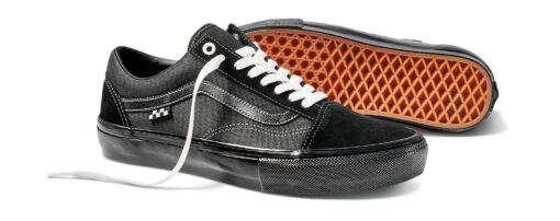 Vans Skate Old Skool Black-Black Shoes