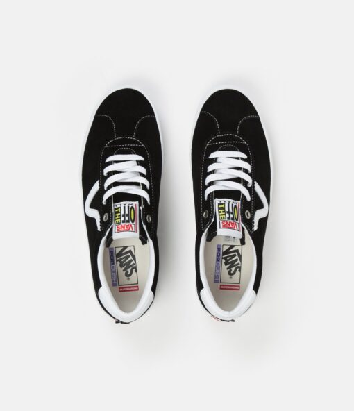 Vans Skate Sport Black/White Shoes