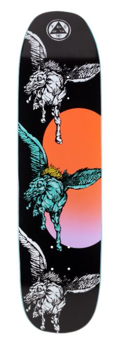 Welcome Peggy on Son of Moontrimmer 2.0 8.25 Skateboard Deck