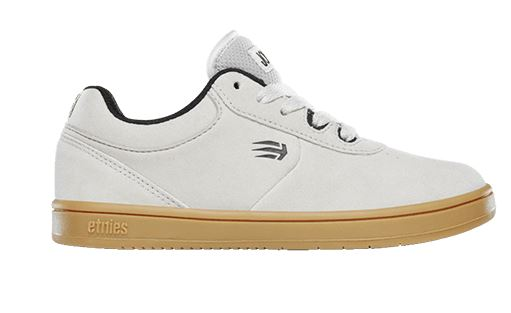 Etnies Joslin Kids White/Gum Shoes