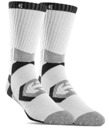 Etnies Coolmax Tech White Socks