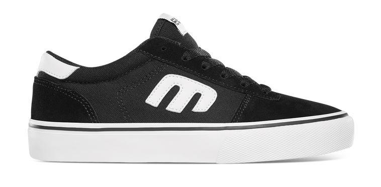 Etnies Kids Calli Vulc Black Shoes
