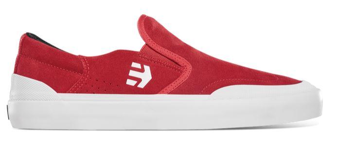 Etnies Marana Slip XLT Ryan Sheckler Red/White Shoes