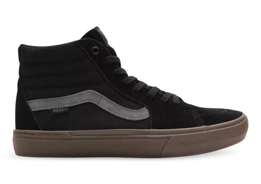 Vans BMX SK8-Hi Black/Dark Gum Shoes