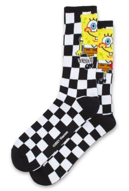 Vans x SpongeBob Crew Socks